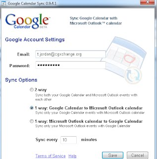 Sync Google Team calendars with Outlook - Moving from Google